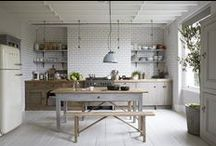 DREAM KITCHENS /  Kitchen ideas and spaces