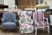 BAES Upholstery / Examples of work from Birmingham Adult Education Service Upholstery classes. We run both leisure and qualification courses.