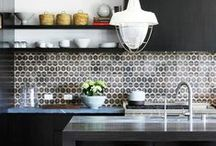 New Home - Kitchen/Dining/Lounge mood board