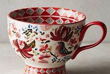 Teacups, Teapots, TEA!