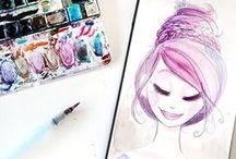 meine Tipps | Lettering & Zeichnen | mein feenstaub