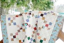 Patchwork, Quilts, Quilting / Patchwork, Quilts, Quilting. Ideas, inspiration