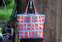 Bags, quilted tote, patchwork bag Ideas/ Сумки, сумочки, корзинки / patchwork bags, quilted bags, fabric bag and tote easy bags bags sewing bags tutorials