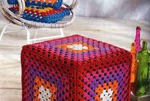 Crochet, knit it / Вязание