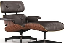 Furniture: Modern Classics / mid century, bauhaus, classic furniture objects