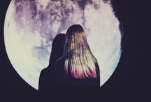 Luna / the moon that lights your inner