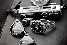 The Classy Gentleman / #style #mensfashion #class #gentleman  / by Jono Lester