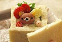 Shokuji! Japanese Food / #japan #food #japanesefood #sushi #bento #shokuji / by Jono Lester