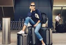 Look Who Travels with TUMI! / by TUMI