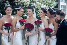 Bridesmaid Fashion and Style / Bridesmaid fashion and style on www.weddedwonderland.com .