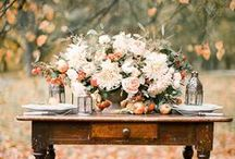 Wedding Flowers & Bouquet Styles & Ideas / Wedding flower and bouquet styles, ideas & inspiration on www.weddedwonderland.com for the modern, glam, classic and boho bride.