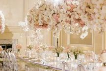 Real Wedding Reception Style, Ideas, Inspiration & Themes / Real Wedding reception style, ideas, inspiration and themes on www.weddedwonderland.com for the modern, glam, classic and boho bride.
