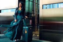 TUMI Global Citizens / People with passion, purpose, and places to go.