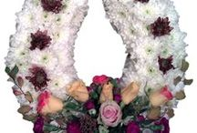 Funeral Tributes and sympathy / A selection of sympathy and funeral arrangements