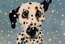 Dalmatian addict