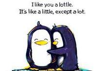 Penguin addict