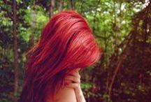 Red Hair for Meg