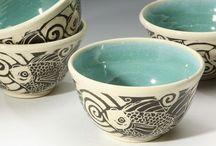 Ceramics - Decoration / Specifics on how to achieve decorative effects safely / by Jehni Ashanti