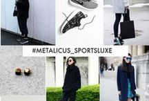 Metalicus Sports Luxe / Sports luxe inspiration
