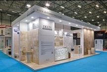Fair Booths / We participate to many fairs all over the world.