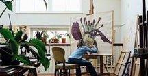 Ateliers ... Studios , Art Exhibition .