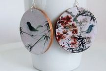 Earrings for Every Day / Fabulous selection of earrings from independent and self-representing jewelry artists.