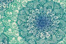 Zentangles - doodles / Zentangles and doodles I like