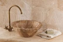 Bathroom Accessories / This collection include Vanity top sinks, Freestanding basins & Marble basins