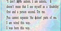 autism / autism