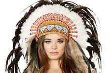 Accessories > Headdresses
