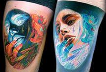Tattoos / www.swtattoo.com instagram.com/xuyilili/ www.facebook.com/xuyiLee  xuyilili@yahoo.com