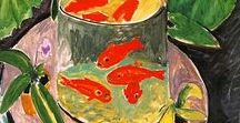 Monet,Manet,Picasso,Cézanne,Chagall,Van Gogh,Klimt,Modigliani,Renoir,Degas, Redon ... etc