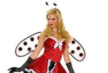 Costumes - Lady Bugs