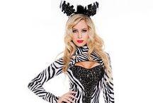 Costumes - Zebras