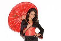 Costumes - Asian Hotties