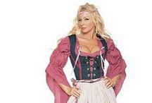 Costumes - Colonial, Medieval, Renaissance & Victorian