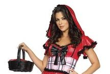 Costumes - Little Red Riding Hood
