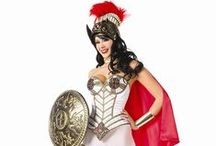 Costumes - Greek Goddesses & Roman Gladiators