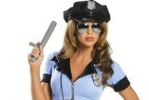 Costumes - Law Enforcement & Rescue Hotties
