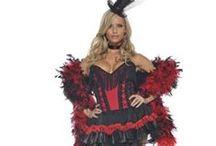 Costumes - Saloon Girls