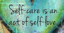 Self-care NO anxiety NO depression