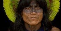 Humans ... natives ... ethinic culture ... etc .
