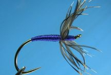 Tenkara Kebari Flies / Fly fishing tenkara Kebari fly tying