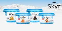 Laktoosittomat Skyr-rahkat / Skyr on ainutlaatuinen Islannista tuleva vähähiilihydraattinen sekä runsasproteiininen maitovalmiste, joka sopii niin nuorille kuin vanhemmillekin. Pehmeä, hyvänmakuinen ja täyteläinen Skyr on ravitseva välipala painonhallintaan sekä hyvä proteiinilisä aktiiviseen elämään.   Laktoosittomien Skyr-rahkojen maut ovat: mango-meloni, mansikka-banaani, veriappelsiini sekä Wanhan ajan vanilja. Kampanjatuotteet ovat laktoosittomia ja gluteenittomia.
