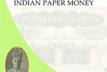 Indian Paper Money / Banknotes / Beautiful Old Indian Notes or Paper Money to add in your collection!