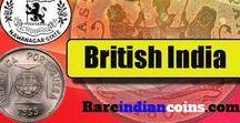 Rare British India Coins