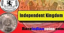 Rare Coins of Independent Kingdom / Rare coins of India for sale