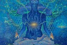 Art 13 ... Cosmic energy ... Spiritual healing ... supernatural ...