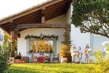 Home ... sweet home ...  Country house ... Casa de campo ...a simple life ....