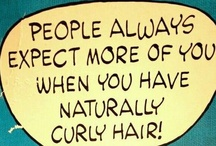 born to be curly